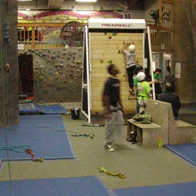 Treadwall, Rotating climbing walls, Training for climbing, Vertical fitness