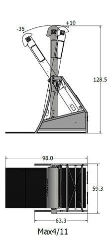 Treadwall, Rotating climbing walls, Fitness climbing, Functional climbing, home climbing walls, commercial climbing walls