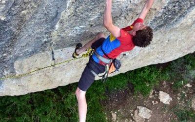Types of climbing