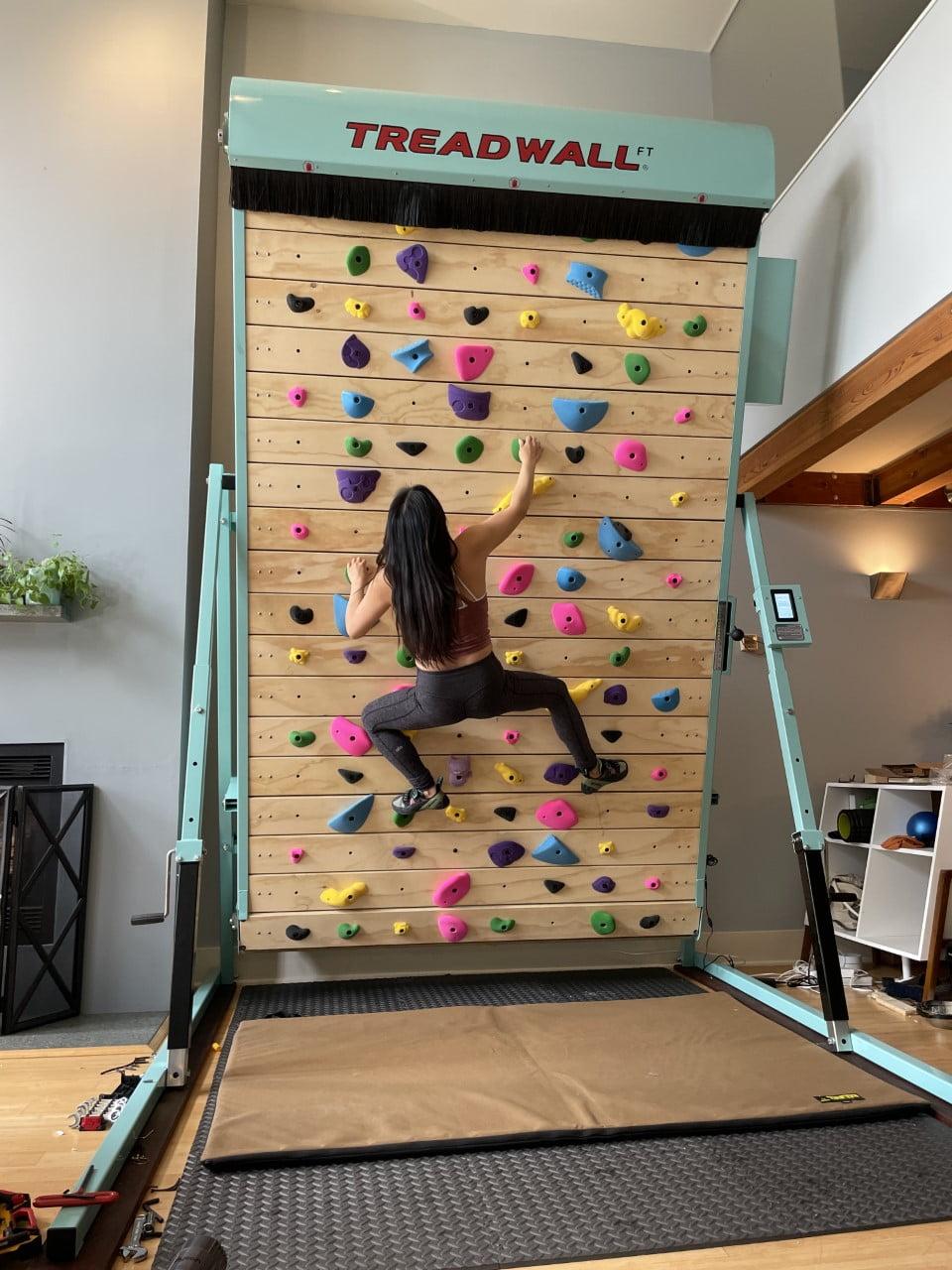 Kore, Climbing simulators, Fitness climbing, Functional climbing, Endless climbing wall, home fitness climbing wall, commercial climbing walls